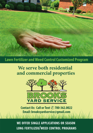 Lawn Care Newspaper Ad Designs 6 Newspaper Ads To Browse