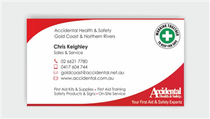 7 professional business card designs business business card design business card design by inesero for accidental health and safety design 2146704 colourmoves