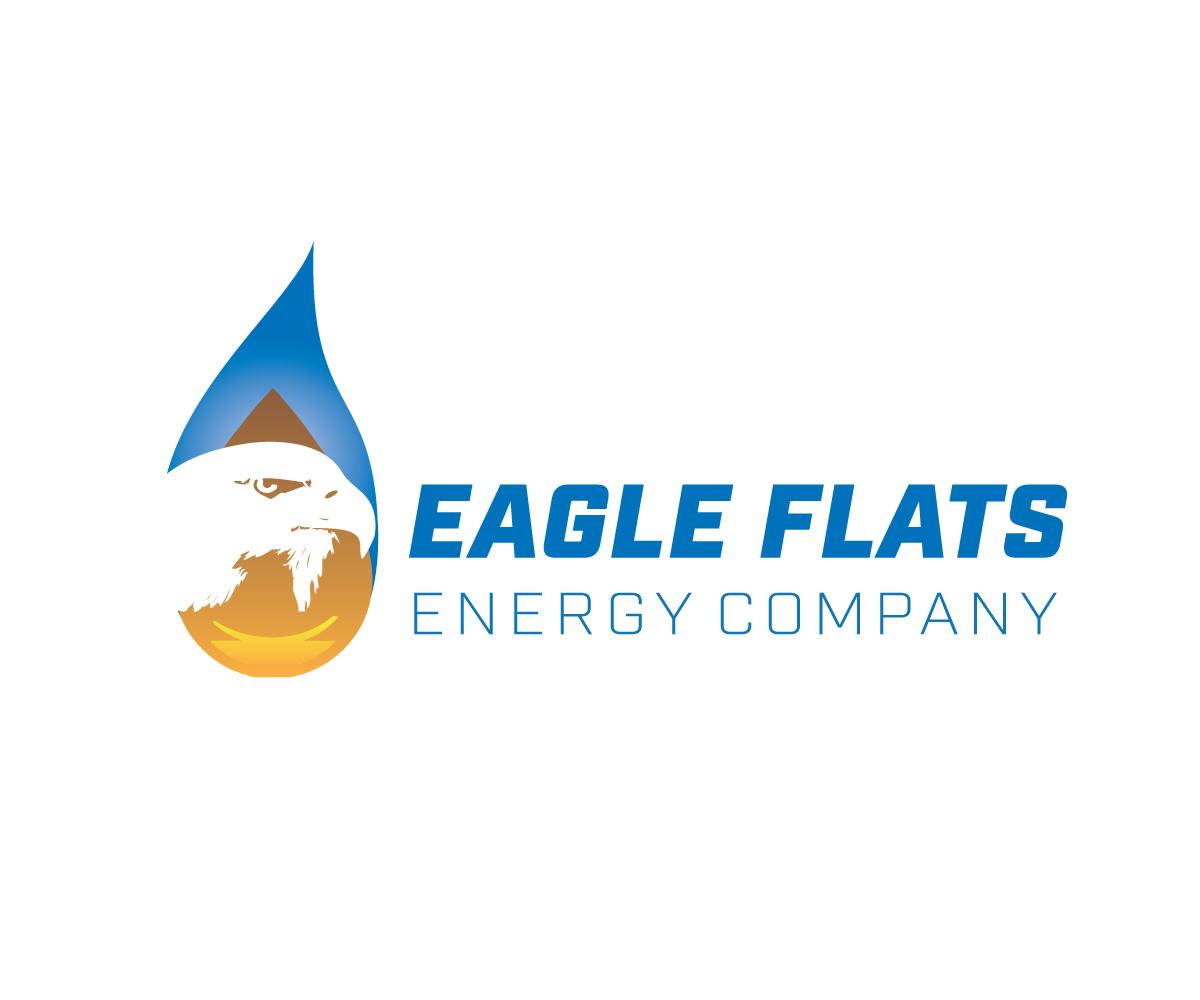 Elegant, Playful, Oil And Gas Logo Design for Eagle Flats ...