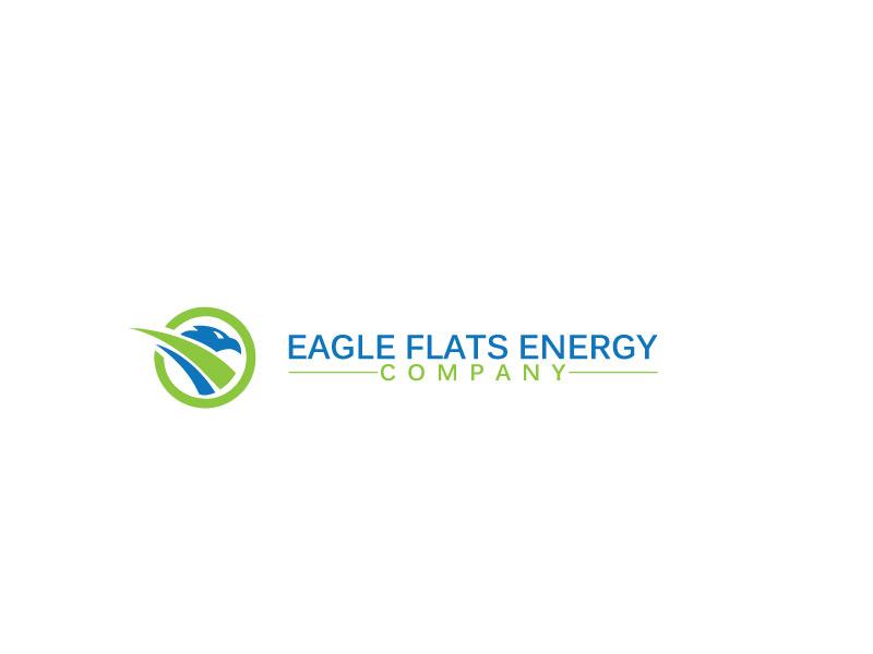 Elegant, Playful Logo Design for Eagle Flats Energy ...