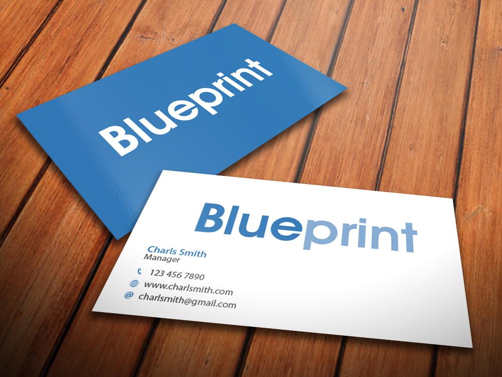 Upmarket conservative training logo design for blueprint by logo design by primarydesigner2k9 for this project design 10208598 malvernweather Gallery