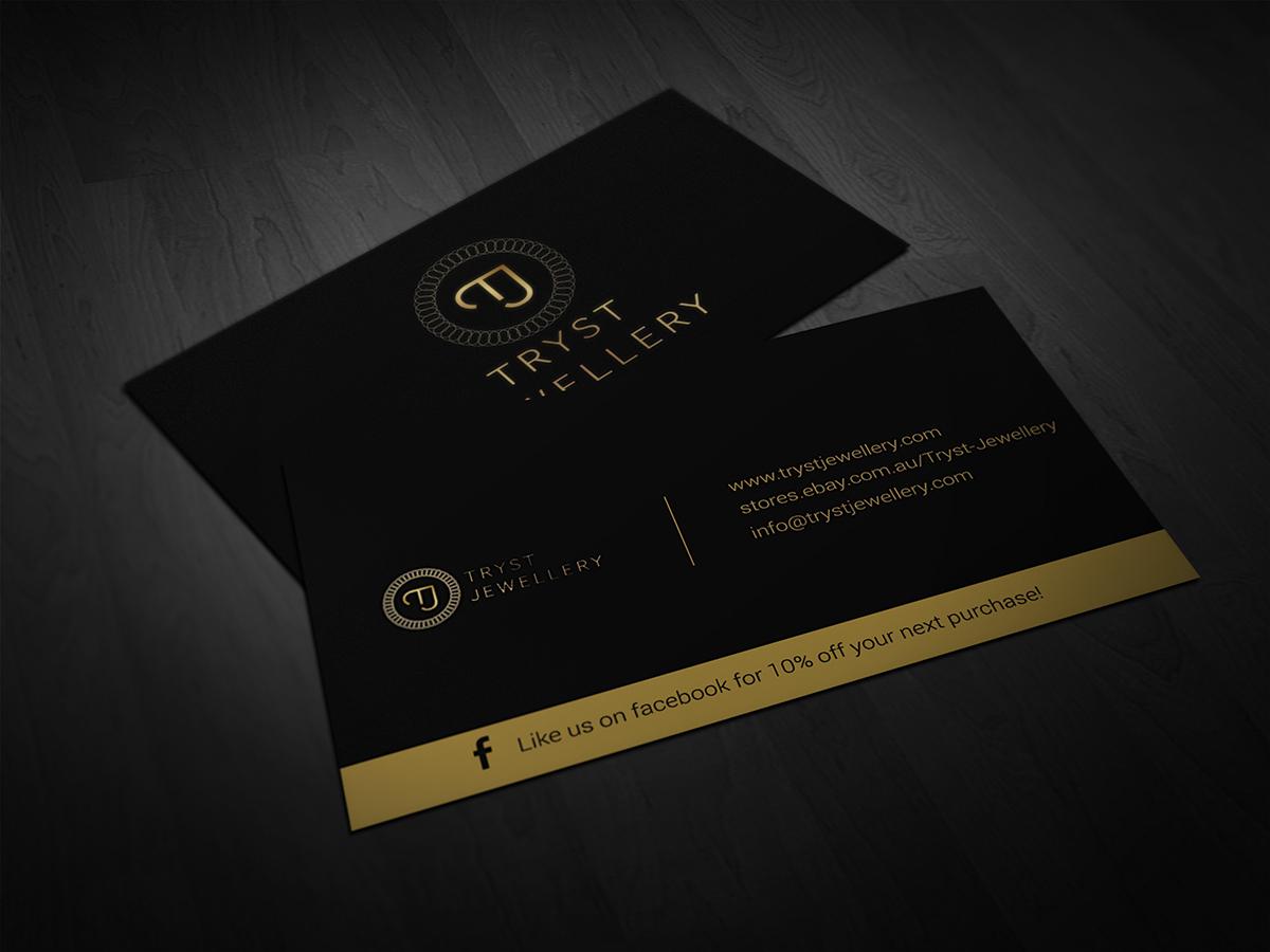 Conservative, Modern Business Card Design for Derek Maddern by Neue ...