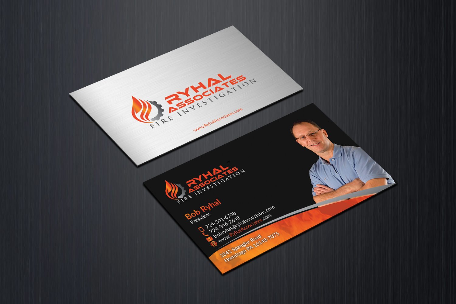 Serious masculine private investigator business card design for a business card design by nuhanenterprise for this project design 10147953 colourmoves