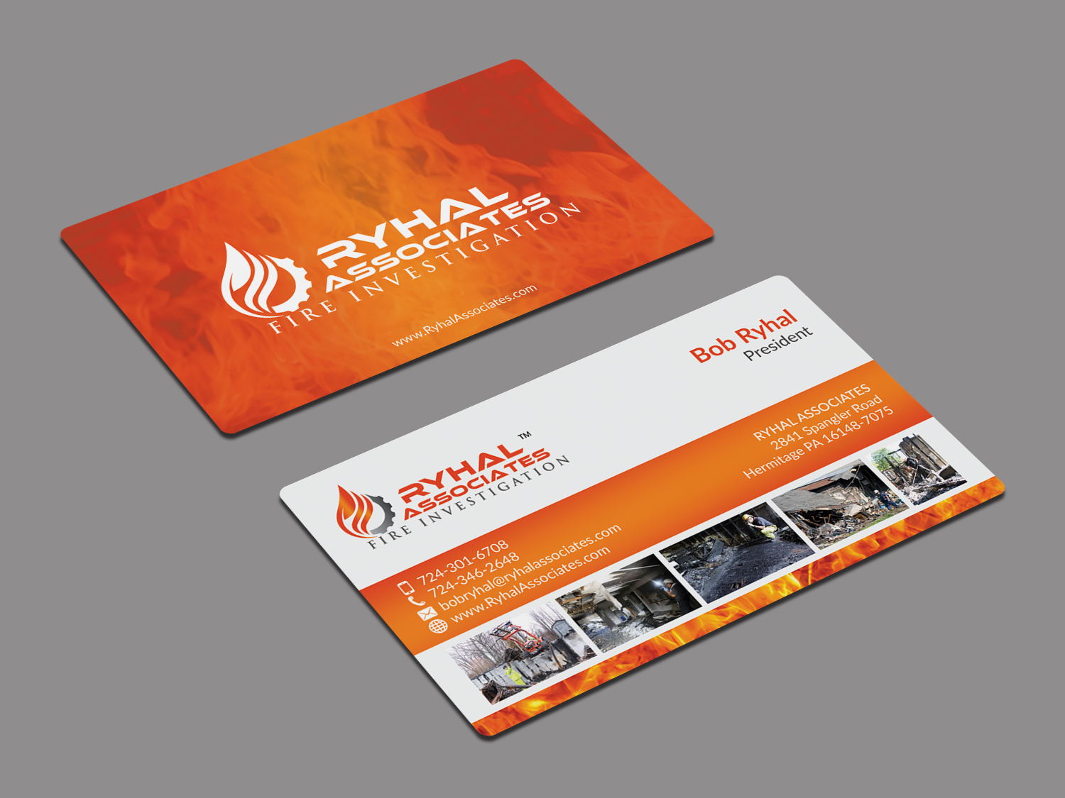 Serious masculine private investigator business card design for a business card design by afhun for this project design 10168334 colourmoves