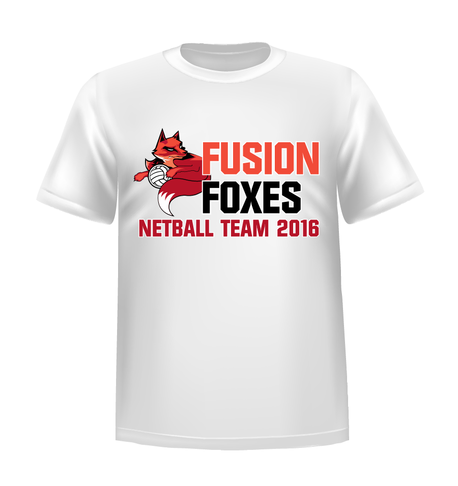 Design t shirt netball - T Shirt Design By Pivotaldesign Biz For Netball Club Needs Mascot Logo Design