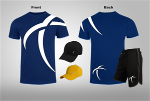T-shirt Design by Anil - Limited Edition run of T-Shirts, Hats, Sports S...