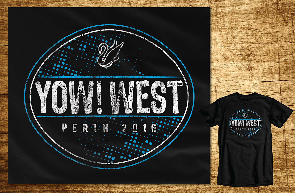 Shirt design perth