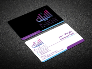 modern professional business card design job business card brief