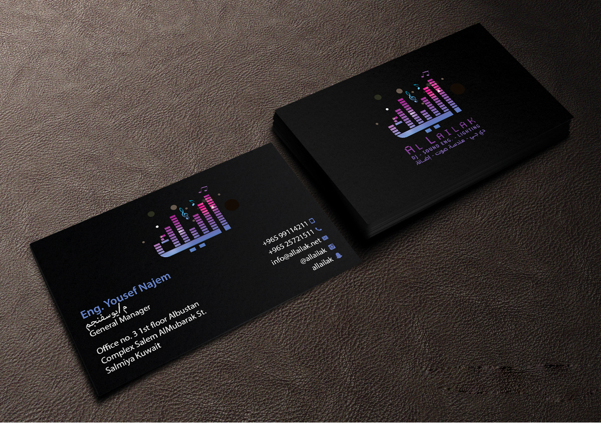 Colorful engineer business card ornament business card ideas sound engineer business cards choice image business card template reheart