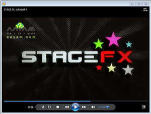 3D Design by aayam - StageFX needs a new 3D Animated Logo and Vector...