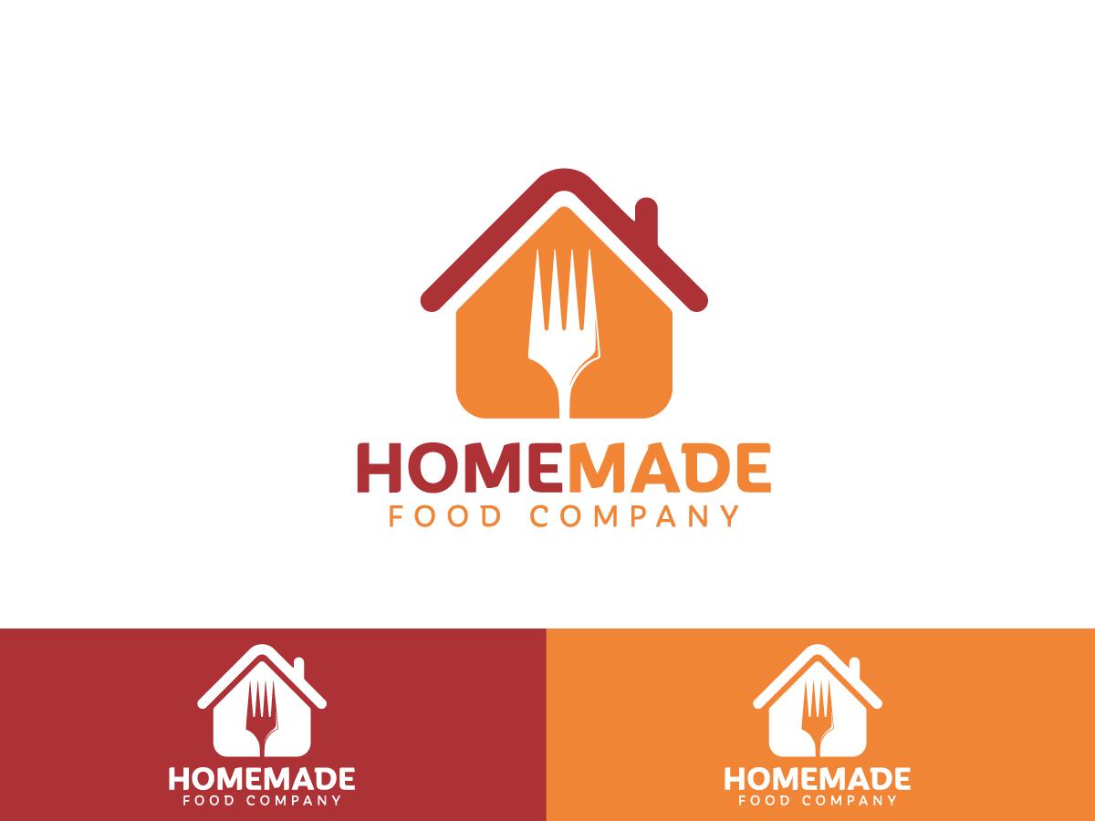 Modern Upmarket Business Logo Design For Homemade Food Company By