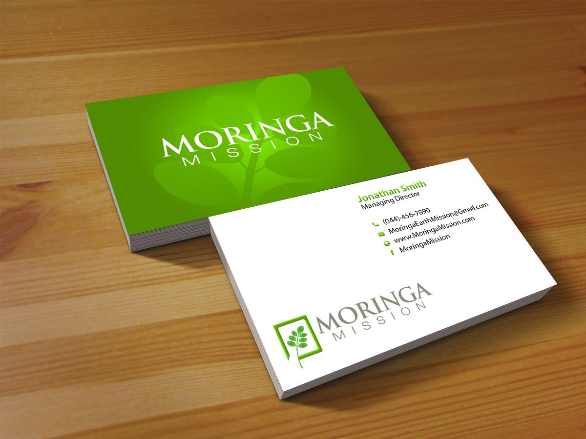 118 Upmarket Playful Sustainability Business Card Designs for a ...