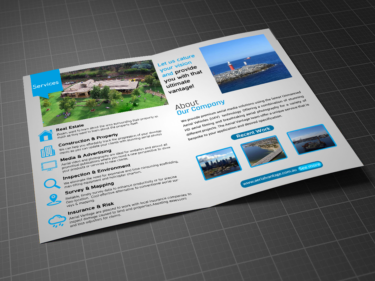 Business brochure design for a company by sd web creation design brochure design by sd web creation for this project design 10246791 altavistaventures