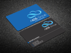 191 Upmarket Elegant Information Technology Business Card Designs ...