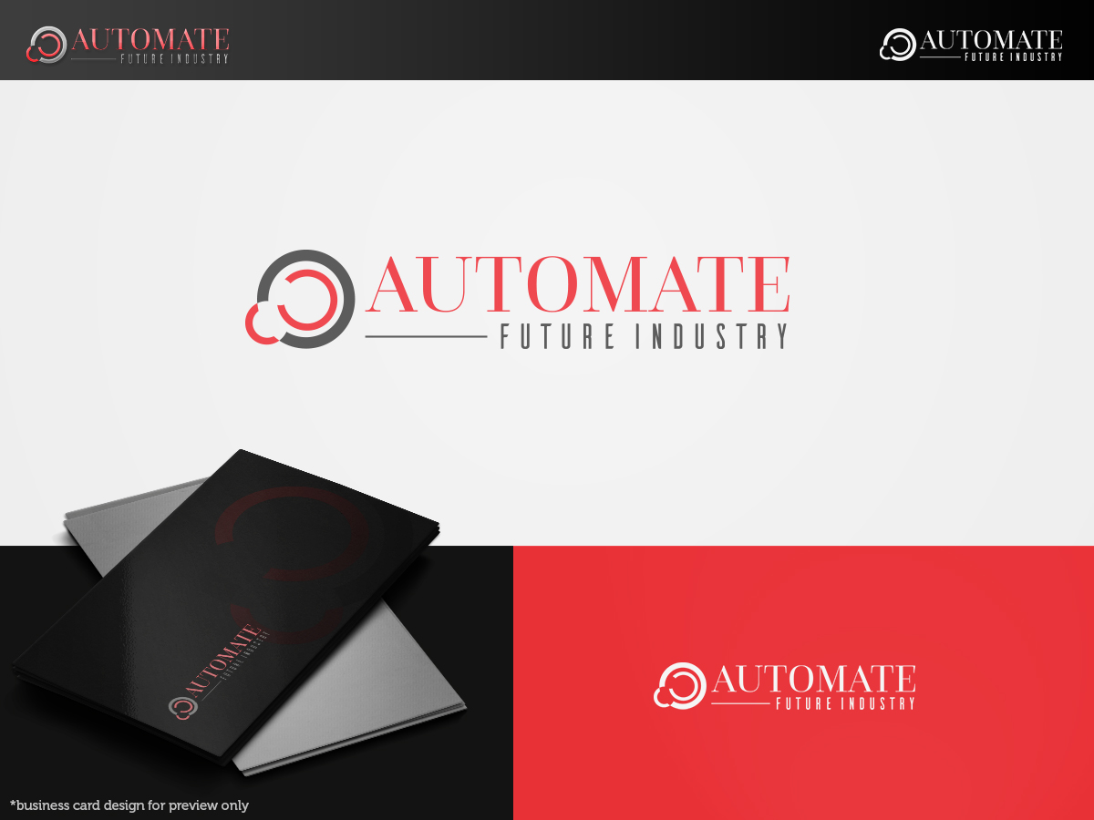 92 bold logo designs automotive logo design project for automate logo design by artsamurai for automate technology shanghai co ltd reheart Images