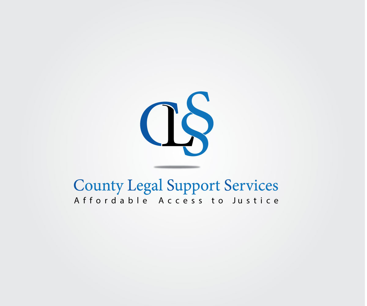 Modern professional legal logo design for county legal for Firm company