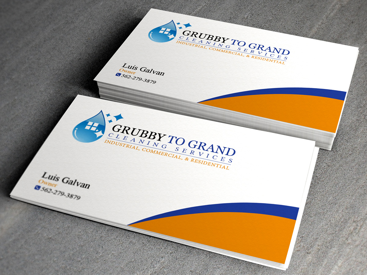 Business Card Design by Sandaruwan | Design #10266461