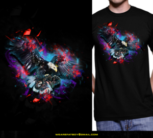 Eagle T-shirt Designs | 65 T-shirts to Browse - Page 3