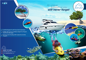 Flyer Design by Theziners - Flyer Design Project SEABOB ARUBA