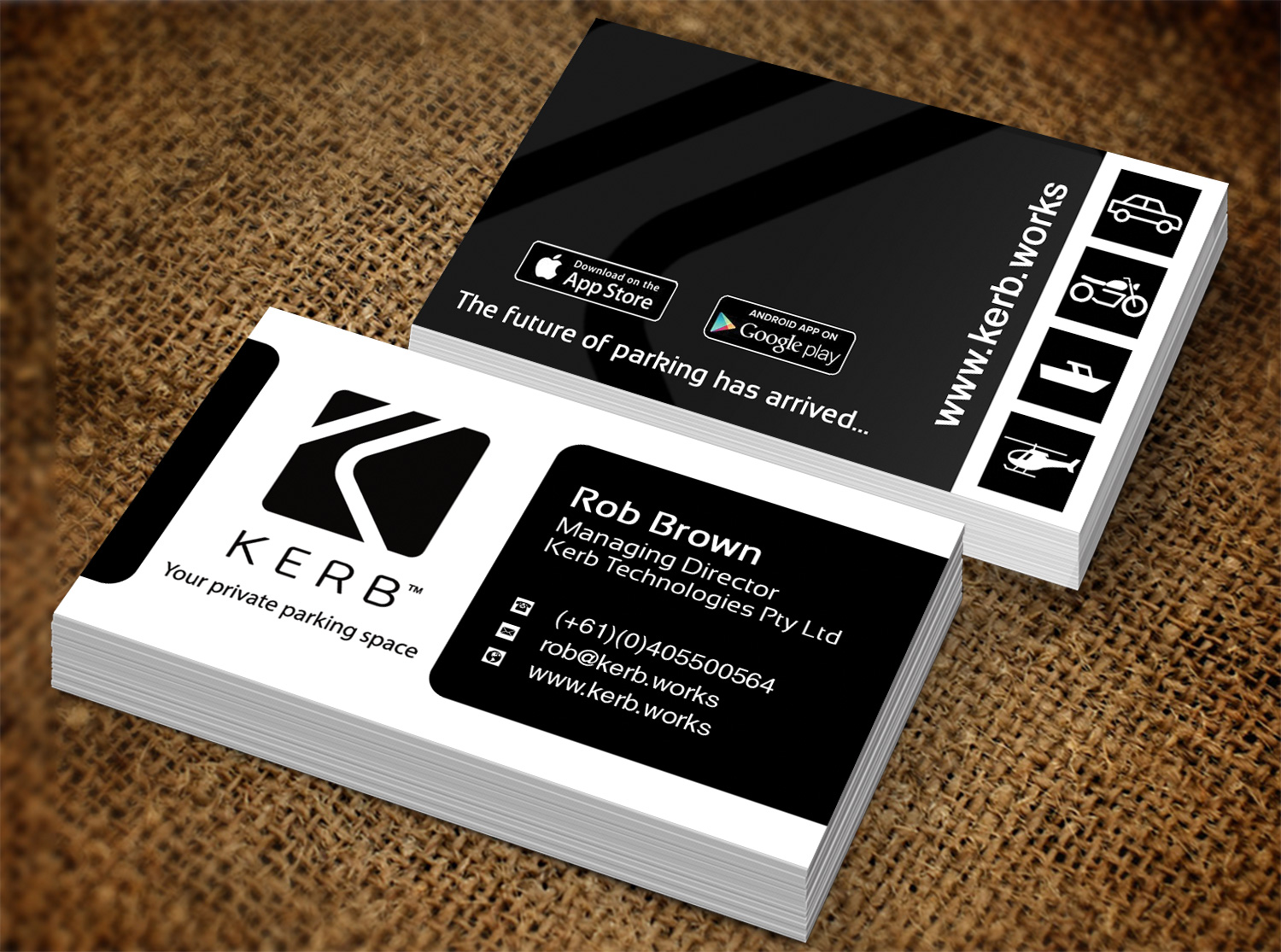 It Works Global Business Cards Image collections - Business Card ...