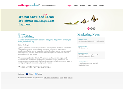 Asian Wordpress Redesign Design 19240