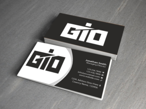 Music download business card design galleries for inspiration business card por a urban dj up scale audience target business card design by colourmoves