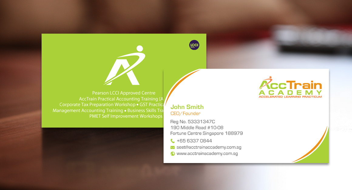 Modern professional business business card design for a company by business card design by chandrayaaneative for this project design 10876457 reheart Image collections
