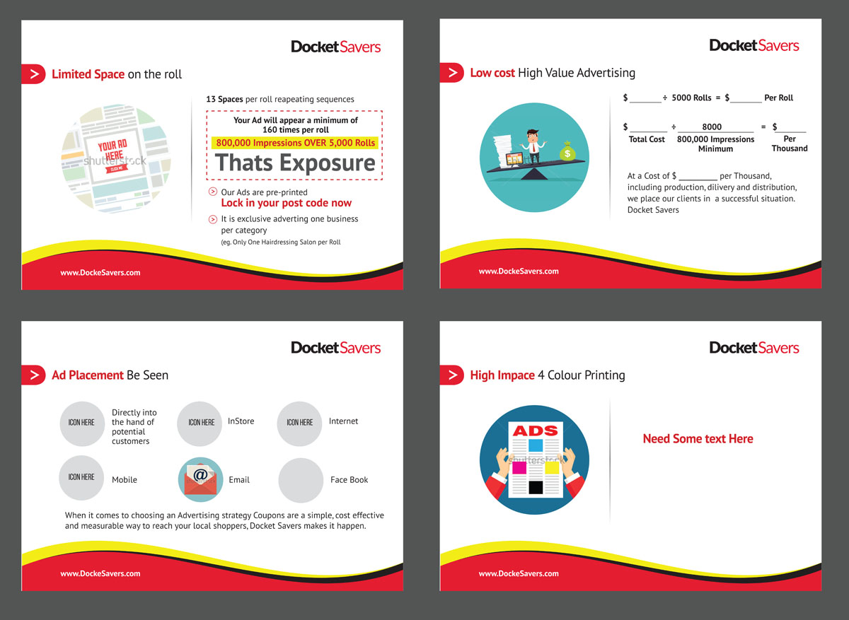 bold, serious powerpoint design for business marketing pty ltd, Powerpoint templates
