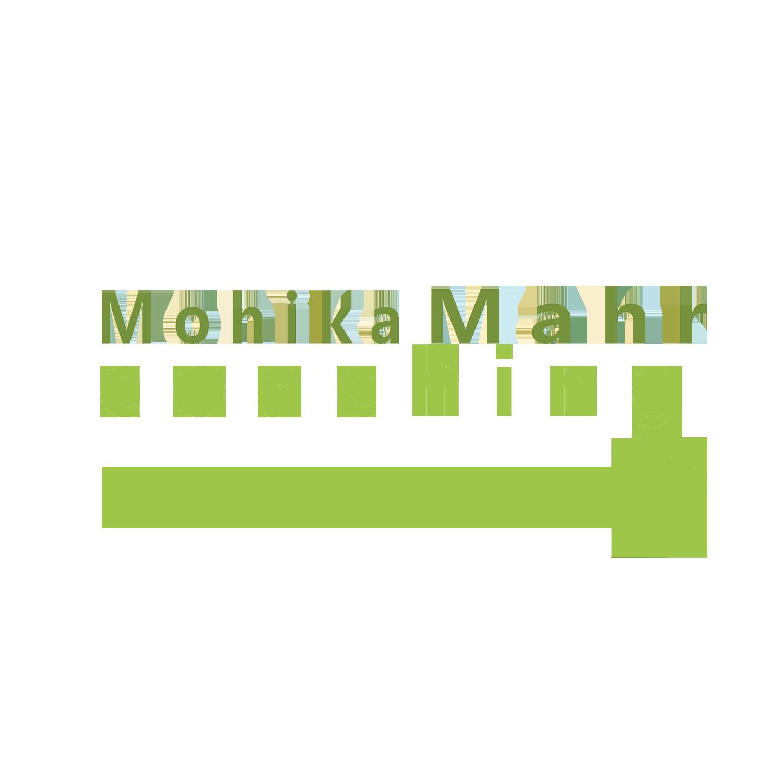 Modern, Playful Logo Design for Monika Mahr by LaRoso | Design #10355867