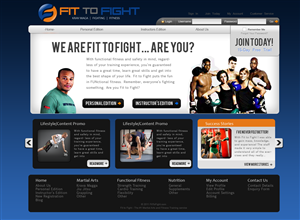 Web Design by enleyetened - Self Defense Membership Community