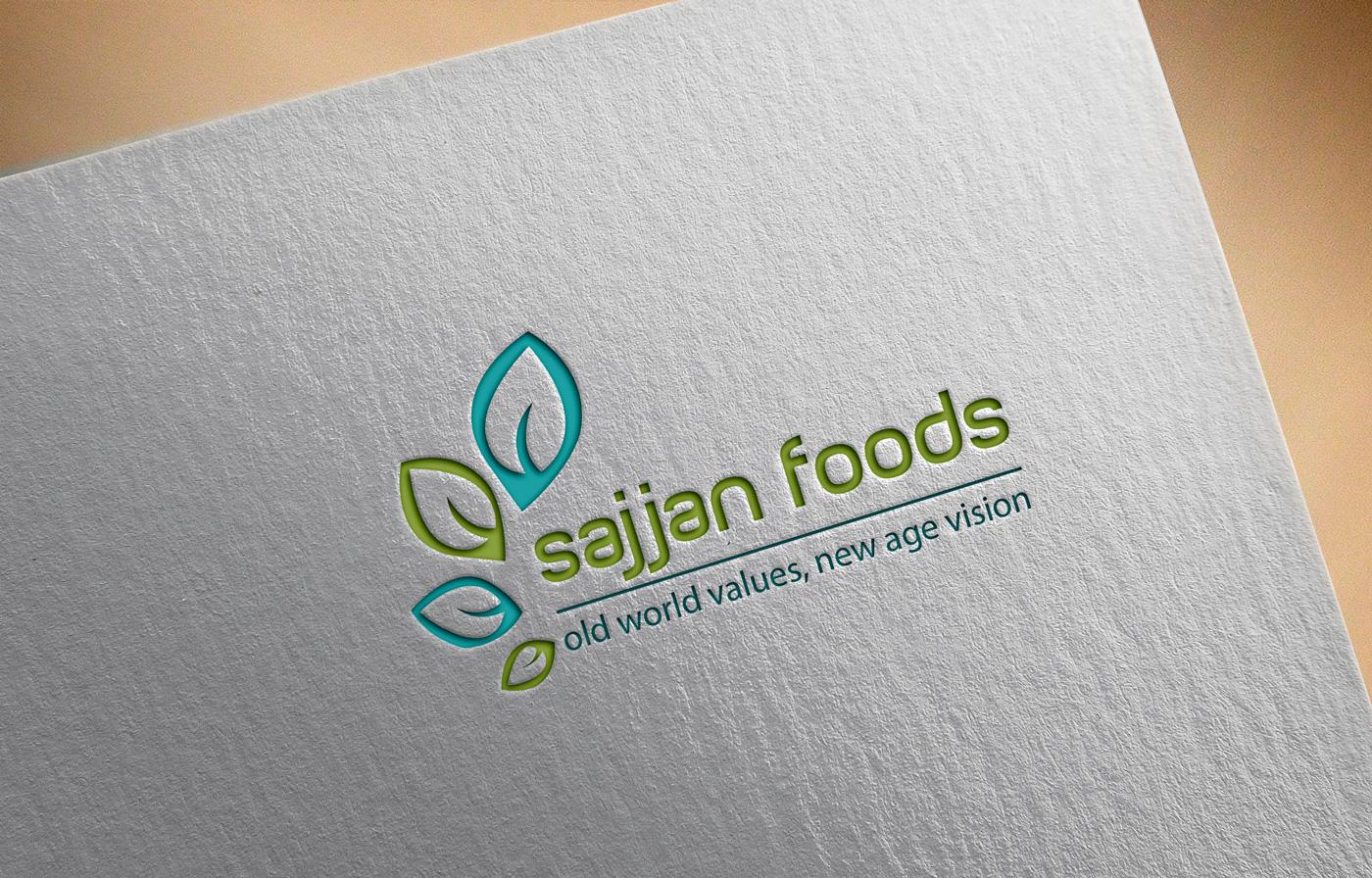 Masculine, Upmarket Logo Design for sajjan foodstuff trading llc ...
