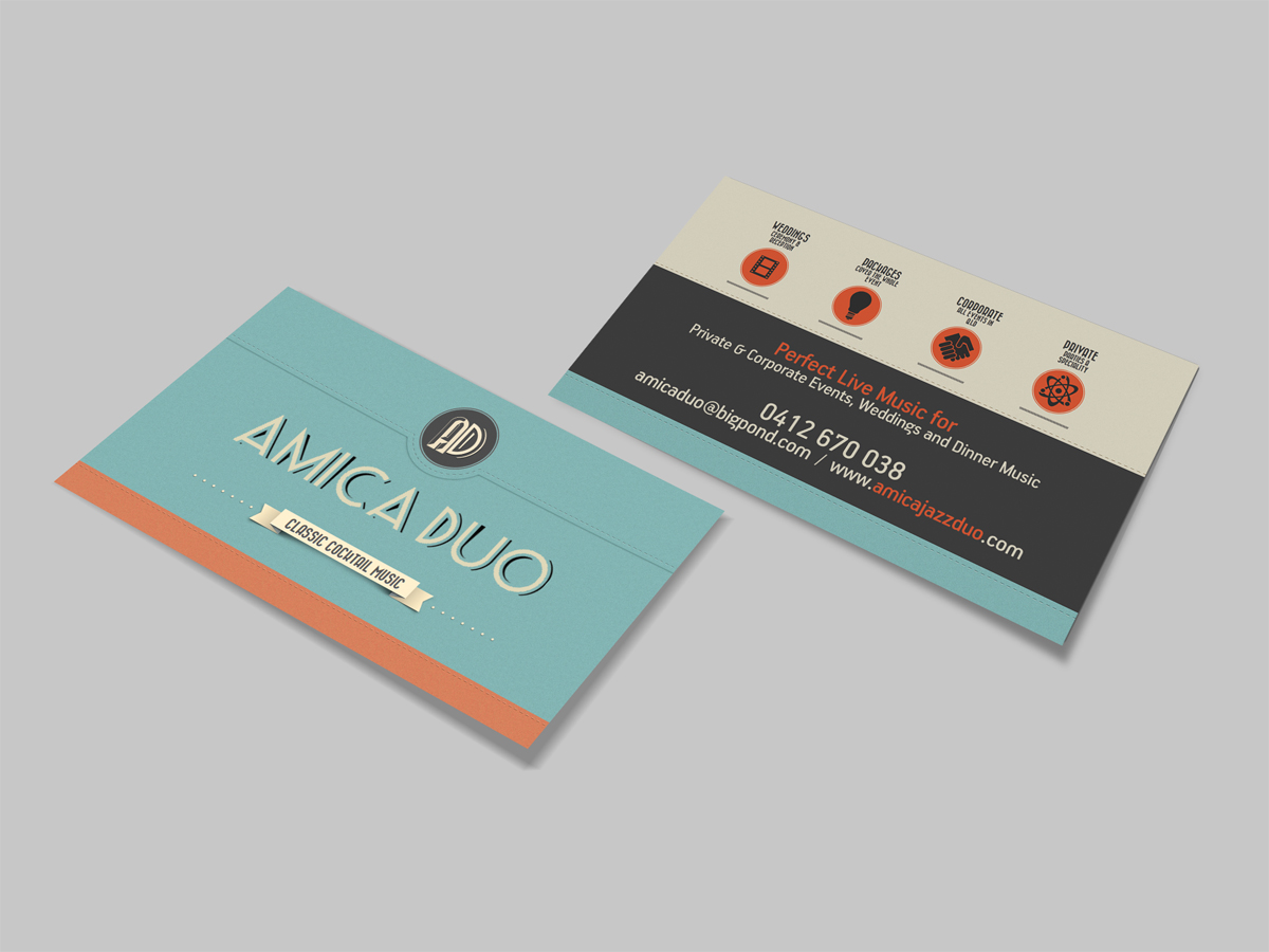 Economical elegant business business card design for moodmusic business card design by dirtyemm for moodmusicentertainment design colourmoves