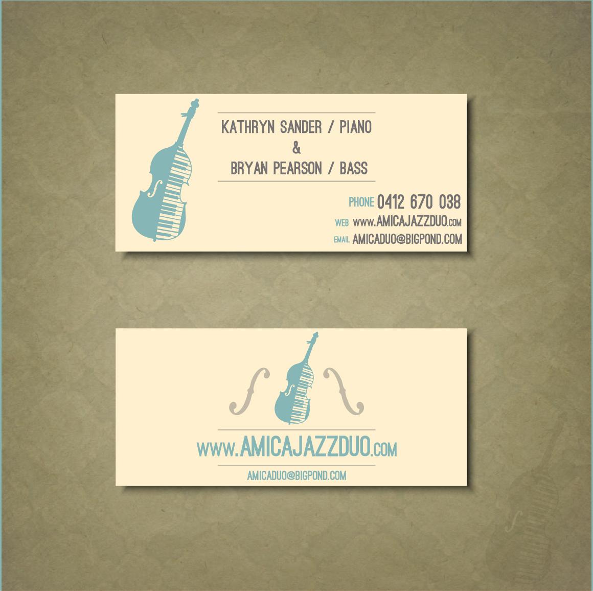 Design De Carte Visite Par Fanol Ademi Pour Mood Music Entertainment