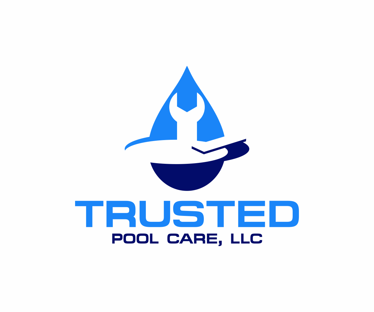 logo design by dvynaart for logo design for a swimming pool service company design
