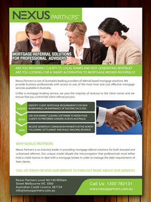 26 Professional Financial Flyer Designs for a Financial business ...