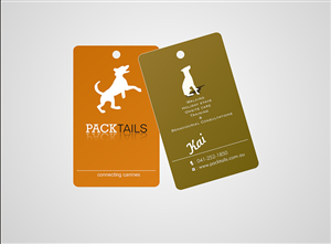 50 business card designs dog training business card design project business card design by anil for this project design 2204715 colourmoves