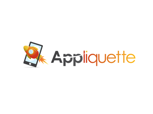 Logo Design by Inharmony - Logo for 'Appliquette', Mobile Development, AR.