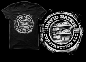 professional masculine home builder tshirt design by simrks