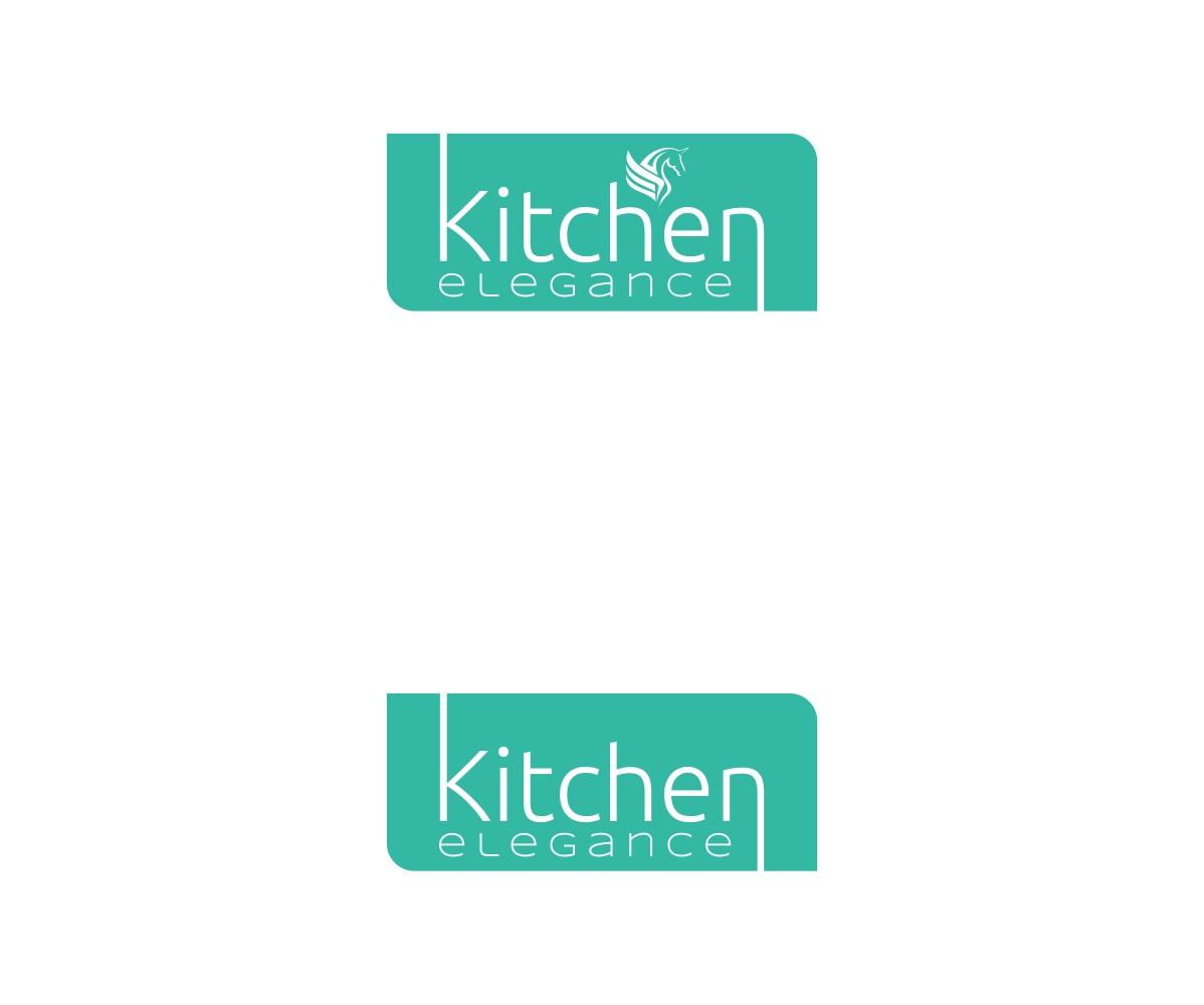 Upmarket, Elegant, It Company Logo Design for Kitchen Elegance by ...