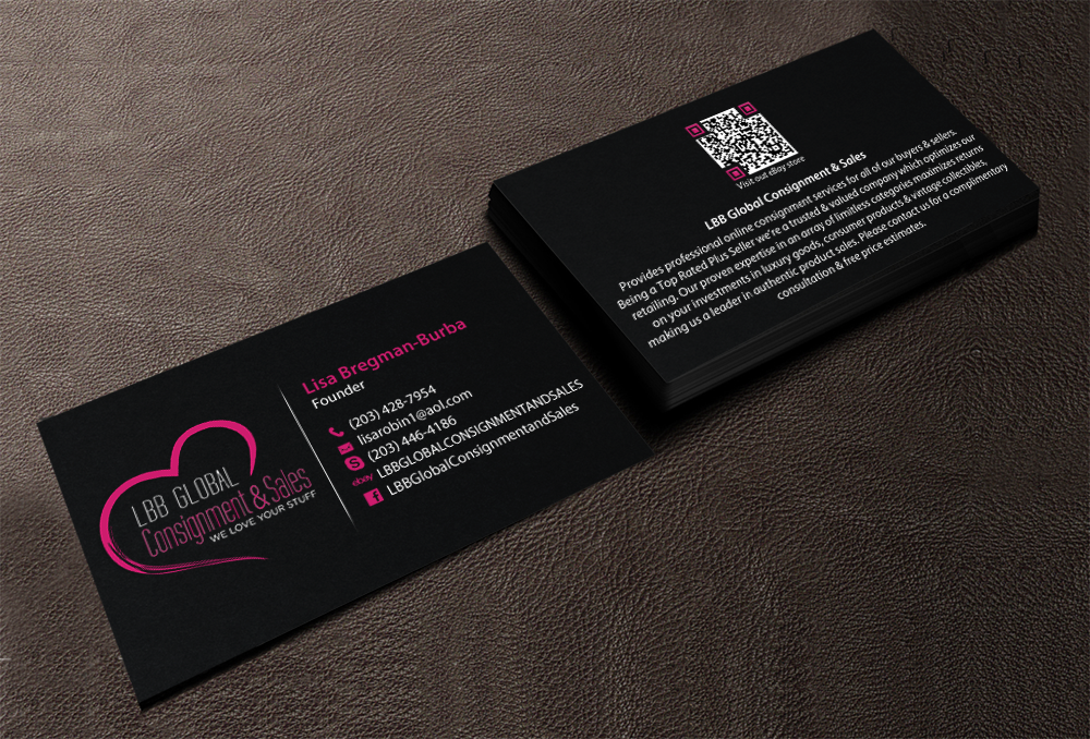 Feminine upmarket business business card design for a company by business card design by chandrayaaneative for this project design 10385757 reheart Image collections