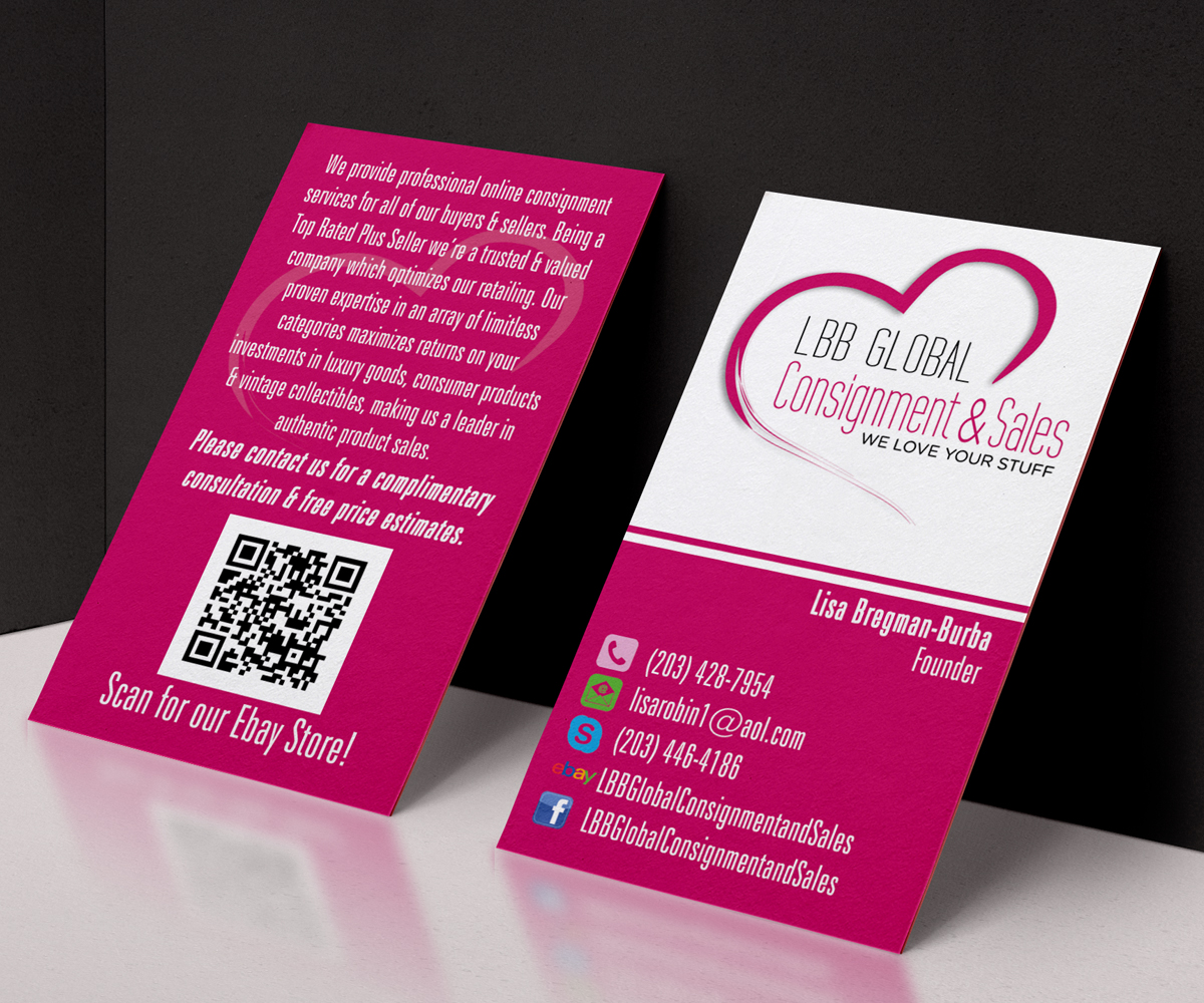 153 feminine business card designs business business card design business card design by wave creative for this project design 10387536 reheart Image collections