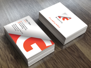 146 Playful Personable Information Technology Business Card ...