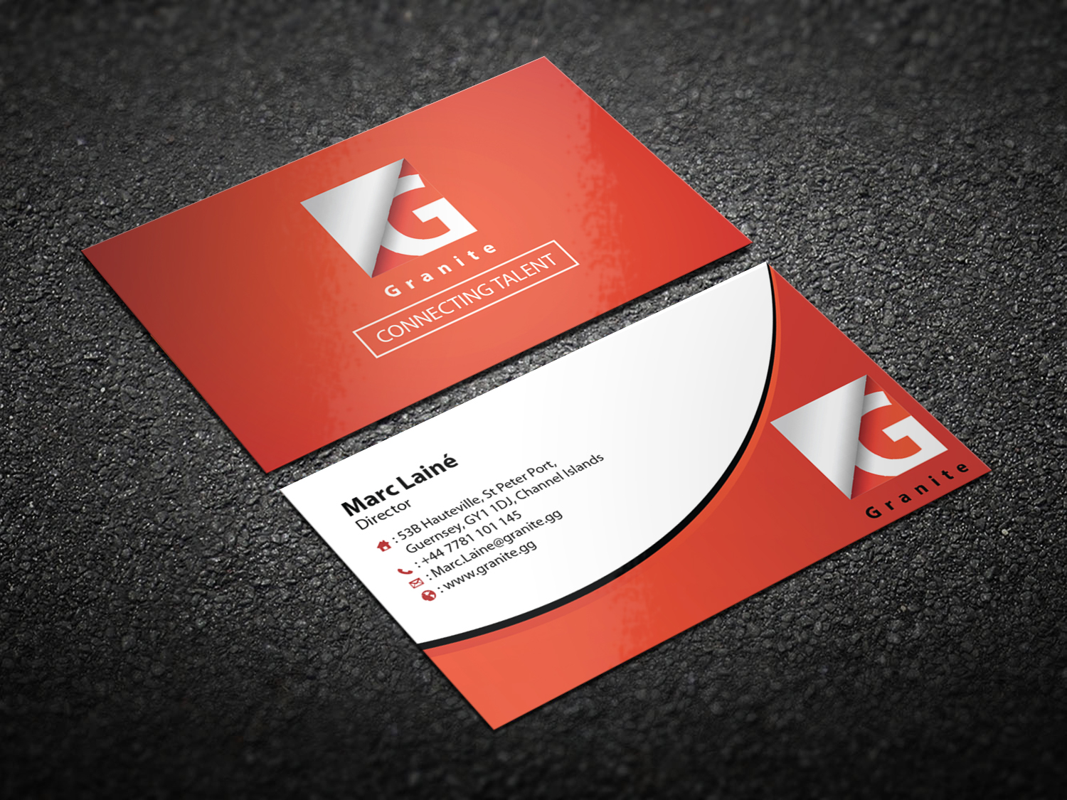 Playful, Personable Business Card Design for Cem Bars by RGraphic ...