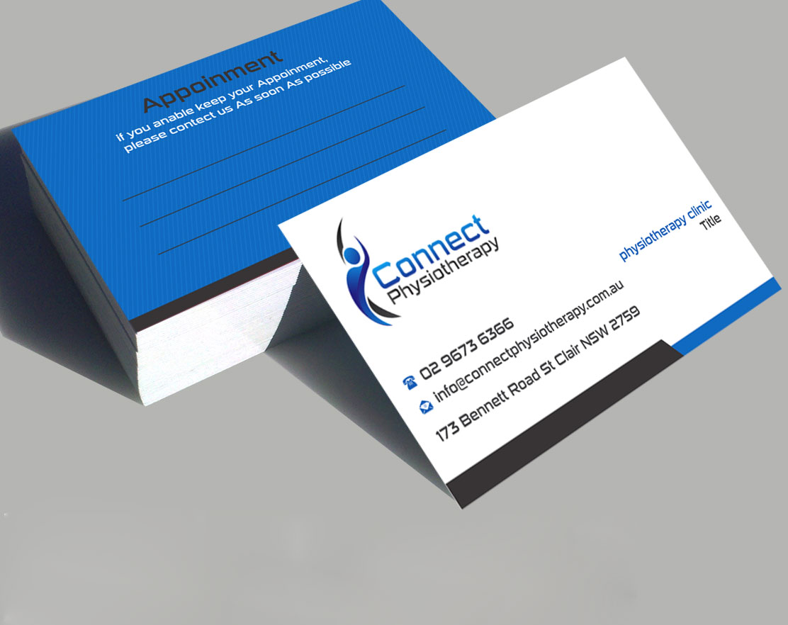 107 Modern Professional Physical Therapy Business Card Designs for ...