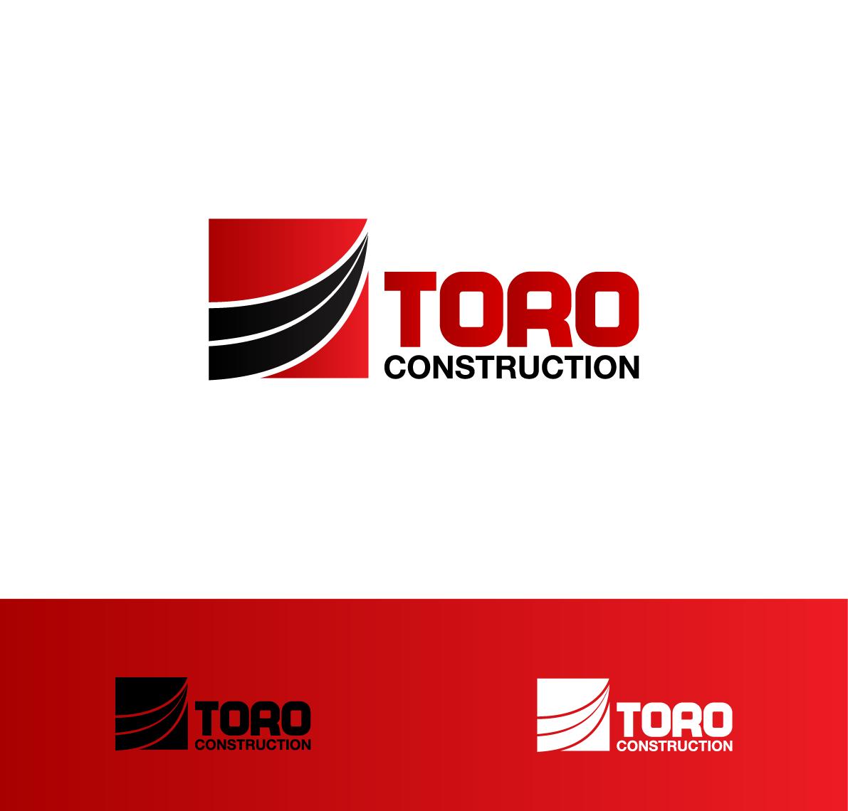 It company logo design for toro paving by catalogo for Just catalogo