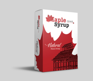 packaging design for maple syrup direct by coneagles - Packaging Design Ideas