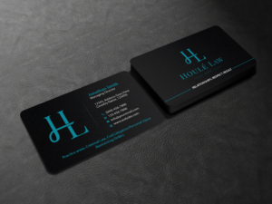 165 feminine upmarket law firm business card designs for a law