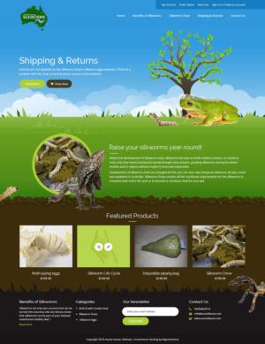 BigCommerce Design by syrwebdevelopment for Aussie Fauna | Design: #10482732
