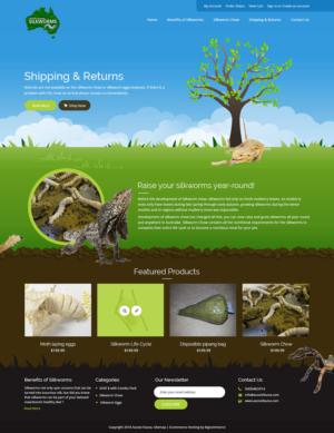 BigCommerce Design by syrwebdevelopment for Aussie Fauna | Design: #10482733