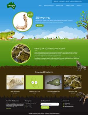 BigCommerce Design by syrwebdevelopment for Aussie Fauna | Design: #10495161